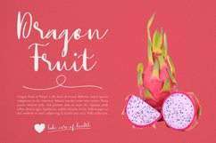 Dragonfly Font Product Image 4