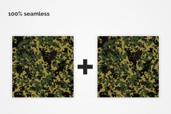 Russia Flecktarn Camouflage Patterns Product Image 4