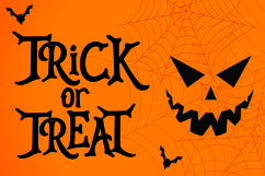 HELLOGHOST - Helloween Theme Font Product Image 5