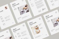 Resume & Portfolio Template - Alfred Product Image 4