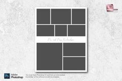 8x10 Photo Collage Templates Product Image 3