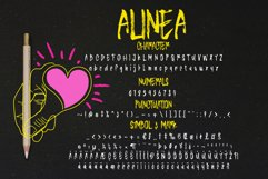 Alinea Typeface Product Image 4