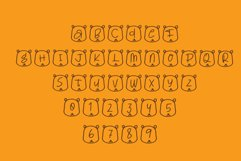 teddy bear font Product Image 6