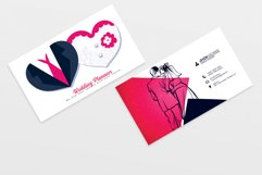 Wedding Planner's Business Card Product Image 2
