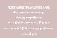 Moonsticky Handwritten Font Product Image 8