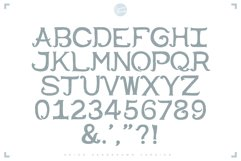4in1 ERION FONT - Christmas Winter Version Product Image 2