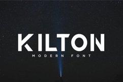KILTON - MODERN SANS SERIF Product Image 1