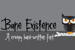 ZP Bane Existence Product Image 1