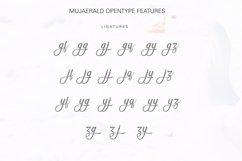 Mujaerald Font Product Image 3