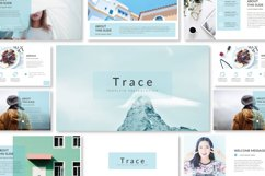 Trace Powerpoint Template Product Image 1