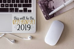 2019 New Year Bundle- 10 Unique New Year Designs Product Image 5