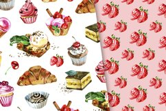 Sweet digital paper pack Product Image 3