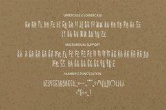Web Font Alpha Brush Font Product Image 3