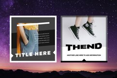 Dimension Social Media Templates Product Image 4