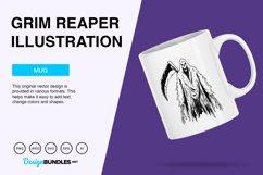Grim Reaper Vector Illustration Product Image 3