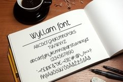 Wyllam Font Product Image 3