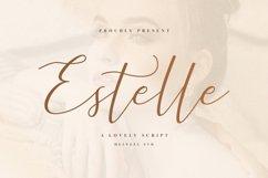 Estelle Script Product Image 1