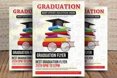 Graduation Study Flyer Product Image 1