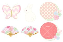 Japanese Kimono Girl Clipart Product Image 4