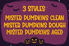 Mister Pumpkins | Bonus Vector Product Image 3