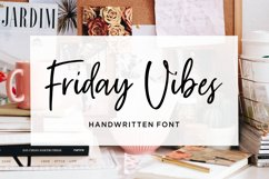 Friday Vibes Product Image 1