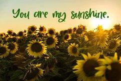 Sweet Summertime - A Hand-Written Script Font Product Image 3