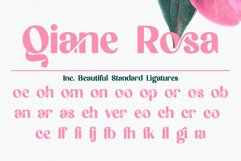 Mel Pooly - Modern Chic Typeface Product Image 3