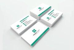 Minimal Business Card - Layered Photoshop PSD File Product Image 1