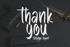 Strange Agent - Casual Brush Product Image 4