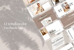 Templates for social media | BOHEMIA Product Image 6