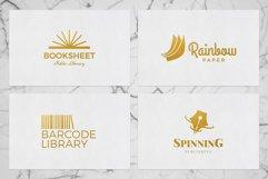 Books & Magazine Logos Bundle Pack Product Image 5
