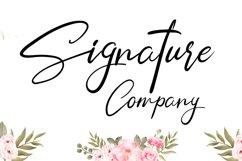 William Roassella | Elegant Signature Font Product Image 2