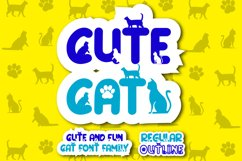Cute Cat Product Image 1