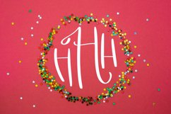 Three Letters - Monogram Font Product Image 5