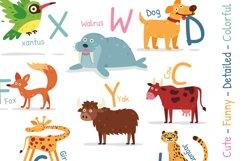 Animal Alphabet Product Image 5