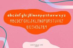 Blast - A joyful handwritten script font ! Product Image 2