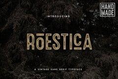 Roestica Vintage Sans Product Image 1