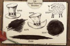 Irish Pub Ink Vintage PS Brushes Product Image 4