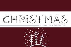 Christmas - A Fun Christmas Font Product Image 1