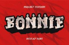 Bonnie Font Product Image 1