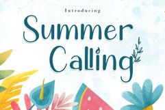 Summer Calling Product Image 1