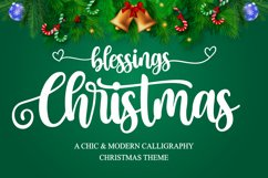 Christmas Blessings Product Image 1