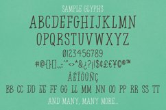 Boy Detective - Display Font Product Image 5