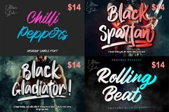 ALL FONT COLLECTION Product Image 6