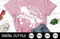 Unicorn Mama, Mother's Day Gift Shirt, Unicorn Svg Bundle Product Image 6