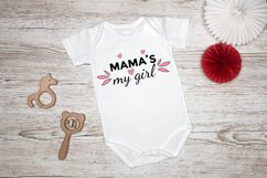 Baby Quotes SVG. Mother Day Saying SVG,PNG. Newborn Baby SVG Product Image 2
