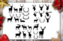 Christmas Bundle SVG bundle 40 designs Winter SVG Product Image 5