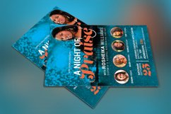 Worship Concert Church Flyer Template Product Image 4
