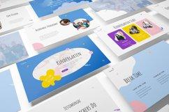 Kindergarten Google Slides Template Product Image 1