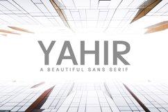 Yahir Sans Serif Font Family Product Image 1